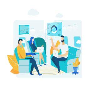 売上や成果に繋げるビジネスコミュニケーションの流れ