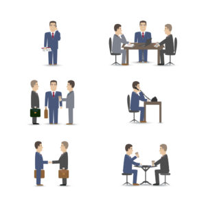 顧客満足度アップの事例:治療院向けコンサルティング会社様の例